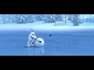 Крижане серце (Frozen) 2013. Український тизер [HD]